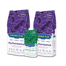 Winner Plus Performance 2 x 18kg Transport Gratuit + Cadou un sac Winner Plus Miel si Orez 3kg