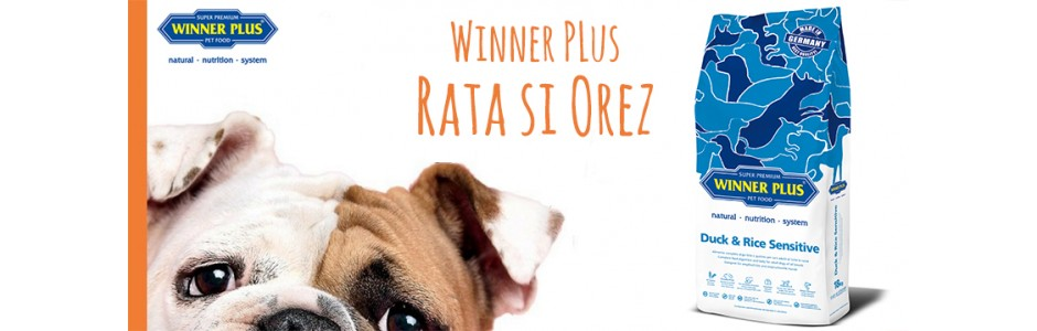 Winner Plus Rata si Orez