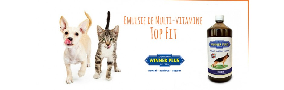 Top Fit Emulsie Multi-Vitamine